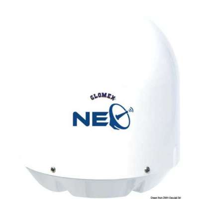 Antenna TV satellitare GLOMEX Rhea NEO