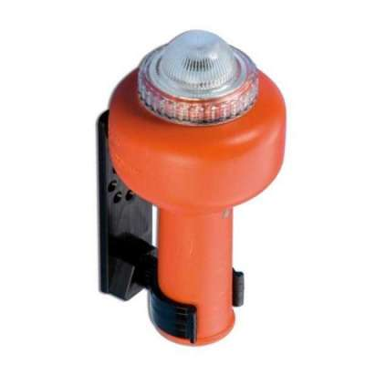 Boetta luminosa galleggiante LED con batteria al litio