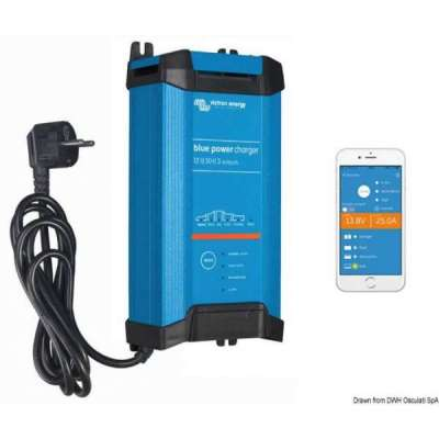 Caricabatteria VICTRON Bluesmart IP22 con connessione Bluetooth