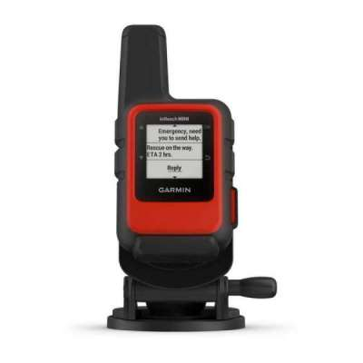 Comunicatore satellitare inReach Mini bundle per la nautica