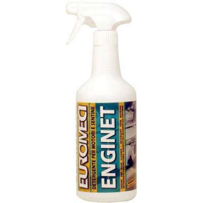 Enginet Euromeci detergente motori 750 ml