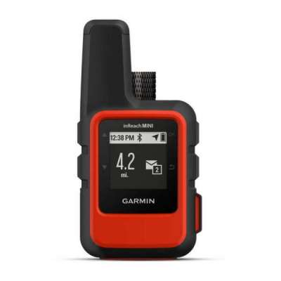 Garmin inReach Mini arancione Comunicatore satellitare