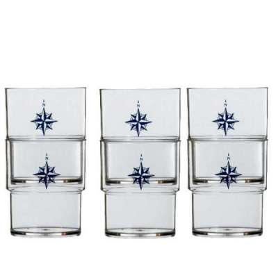 Marine Business set 12 bicchieri impilabili NORTHWIND
