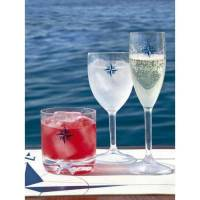 Marine Business set 6 coppe da champagne NORTHWIND