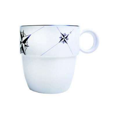Marine Business set 6 tazze mug melamina NORTHWIND