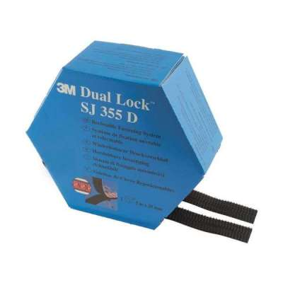 Nastro richiudibile 3M Dual Lock mini pack