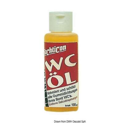 Yachticon WC Oil detergente per bagno