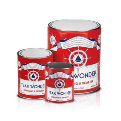 Teak Wonder protettivo dressing and sealer