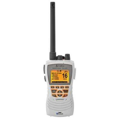 VHF Cobra MR HH600 GPS BT DSC - Bianco